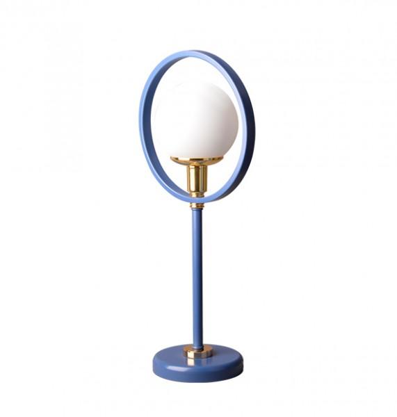 Almila ELEGANT BLUE Tischlampe