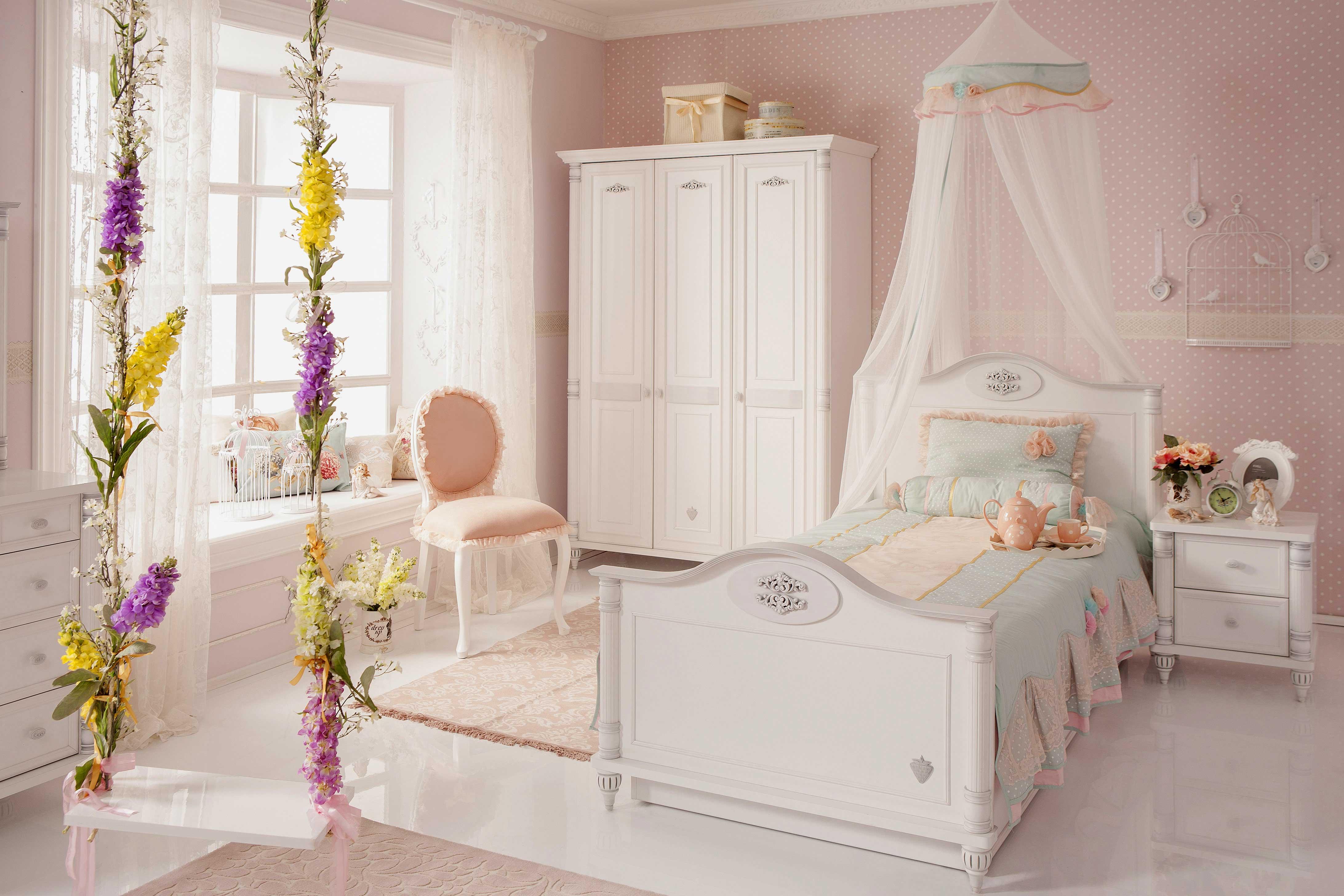 Cilek Romantic Kinderzimmer I | Möbel Zeit