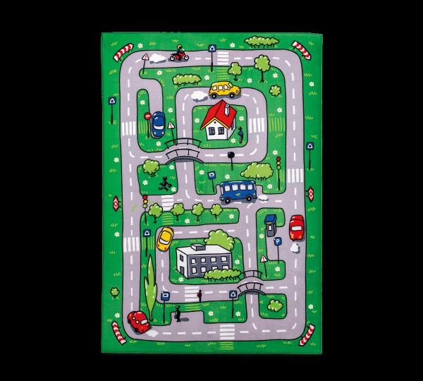 Cilek Spielteppich TRAFFIC, 100 x 150 cm