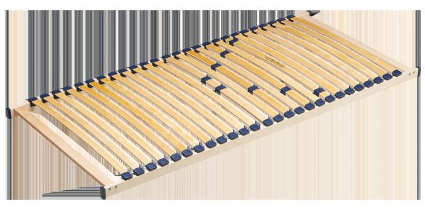 Lattenrost Rubin mit 26 Leisten 90x190 oder 90x200 cm
