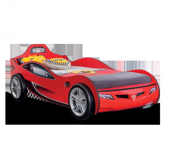 Cilek Racecup Autobett, 90x190 cm