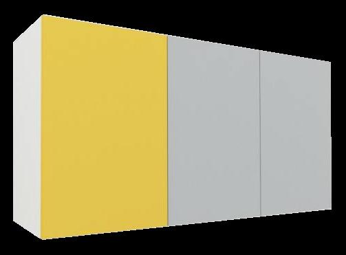 Multimo TOP CUPBOARD Hängeschrank mit 3 Türen