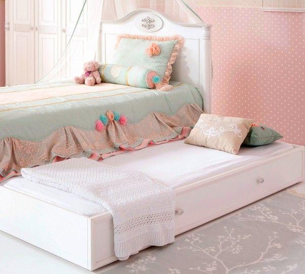 Cilek ROMANTIC Kinderbett mit Bettkasten
