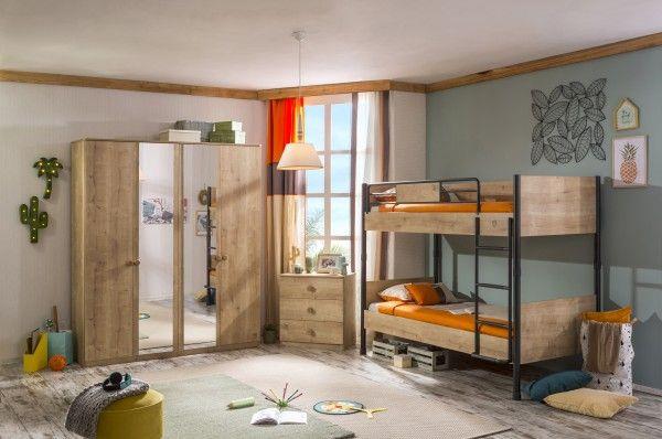 Cilek MOCHA Etagenbett Kinderzimmer