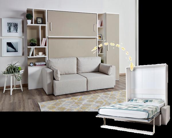 Multimo ROYAL Schlaf- und Wohnzimmer