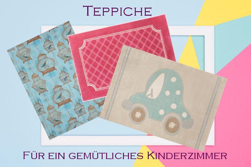 Teppich-Kinderzimmer