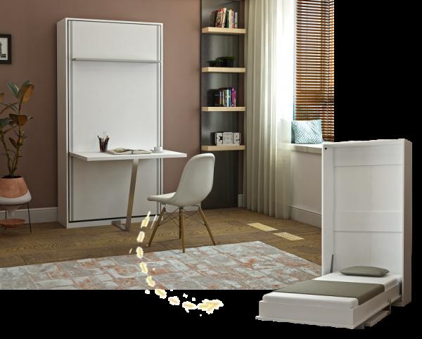 Multimo PRIMER HAPPY Wandbett mit Schreibtisch