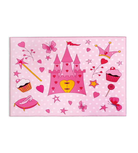 Cilek Kinderteppich SOFT PRINCESS, 100 x 150 cm