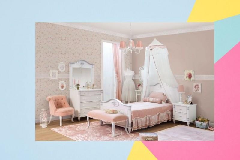 Kinderzimmer ROMANTIC