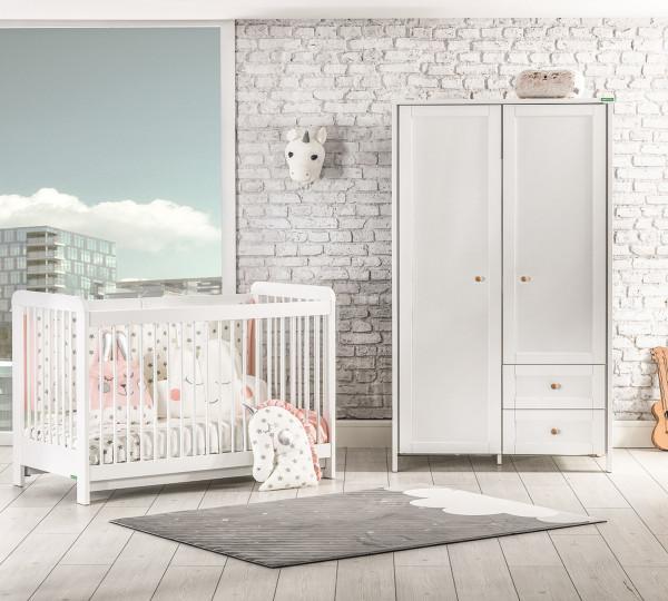 Babyzimmer OSLO, 2-teilig