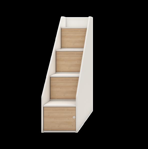 Multimo IKON Stauraumtreppe / Raumteiler