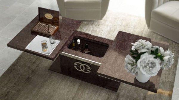 Wohnzimmer- / Kaffetisch PRESTIGE, italienische luxus Möbel