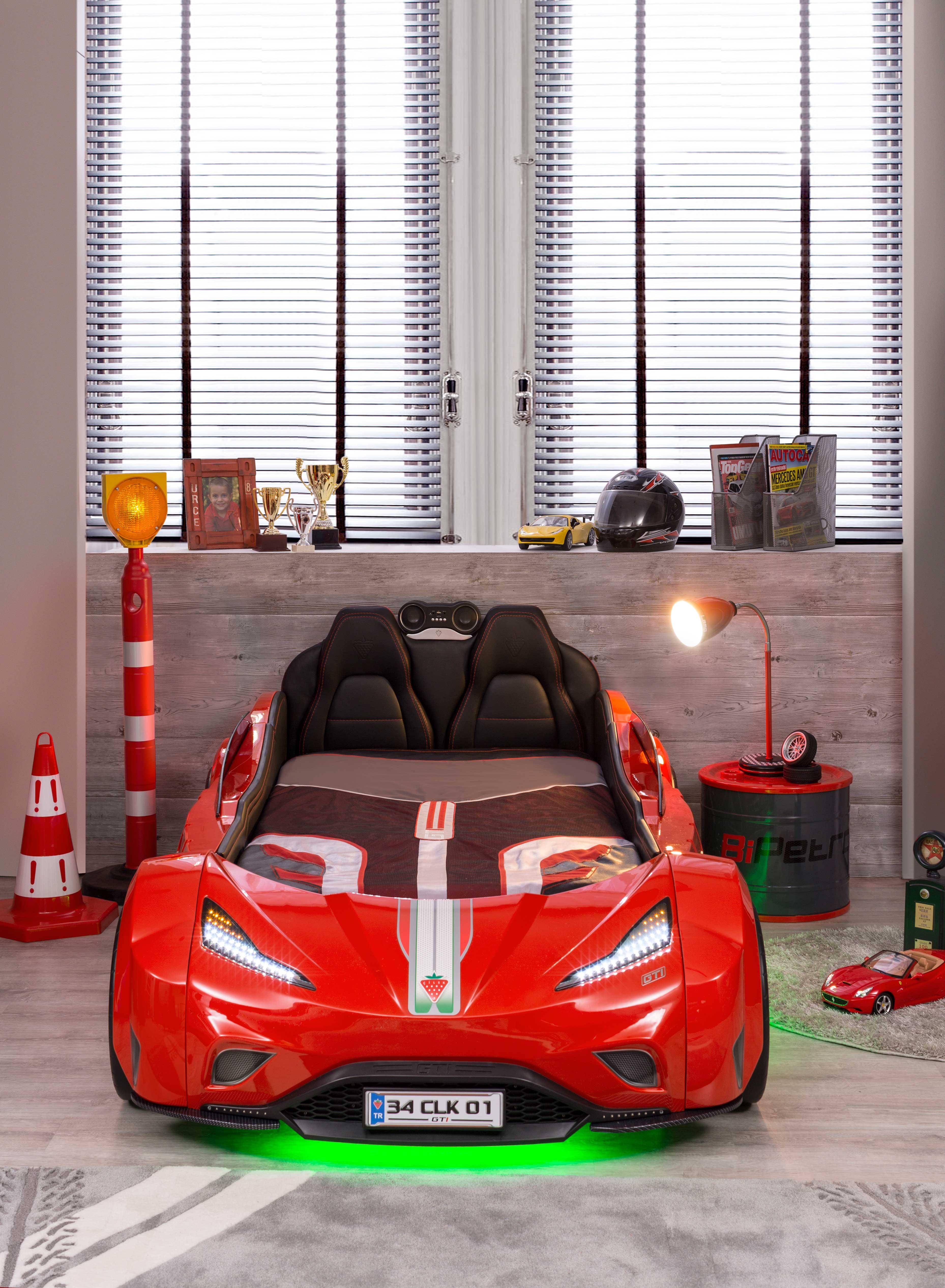 Cilek Autobett Kinderzimmer GTS