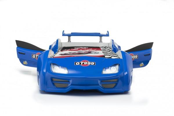 Autobett GT 999 Blau mit Türen