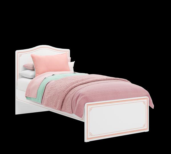 Cilek SELENA PINK Bett, 100x200 cm