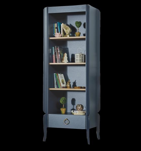 Almila ELEGANT BLUE Bücherregal
