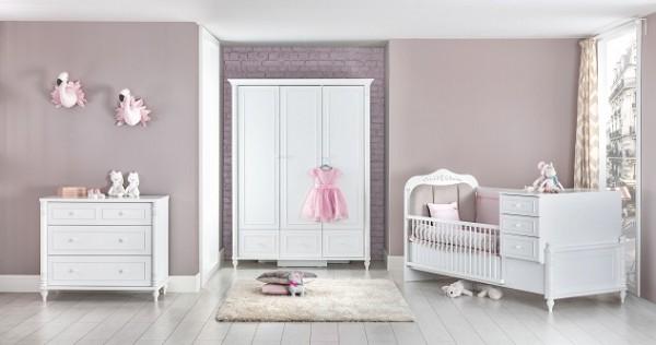 Babyzimmer NIL, 3-teilig