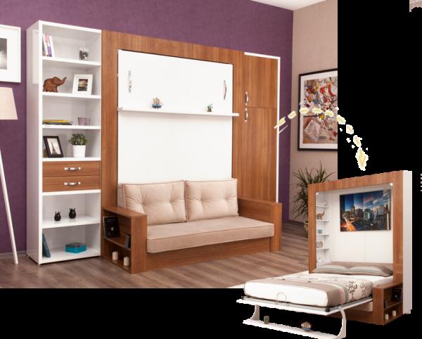 Multimo NOVA PLUS SET, Schlaf- und Wohnzimmer