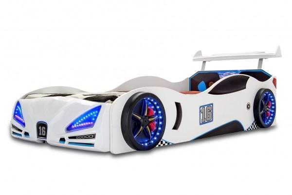 Autobett VERON XR-4 Weiß