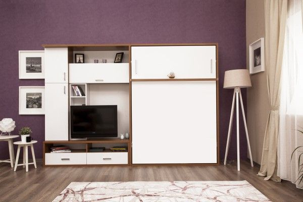 Schrankbett DOUBLE SALOON | Möbel Zeit