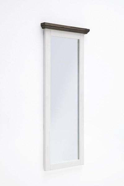 Garderobenspiegel BLANCE III, Akazie lackiert