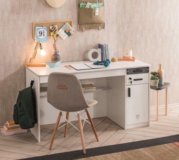 Schreibtisch WHITE ll