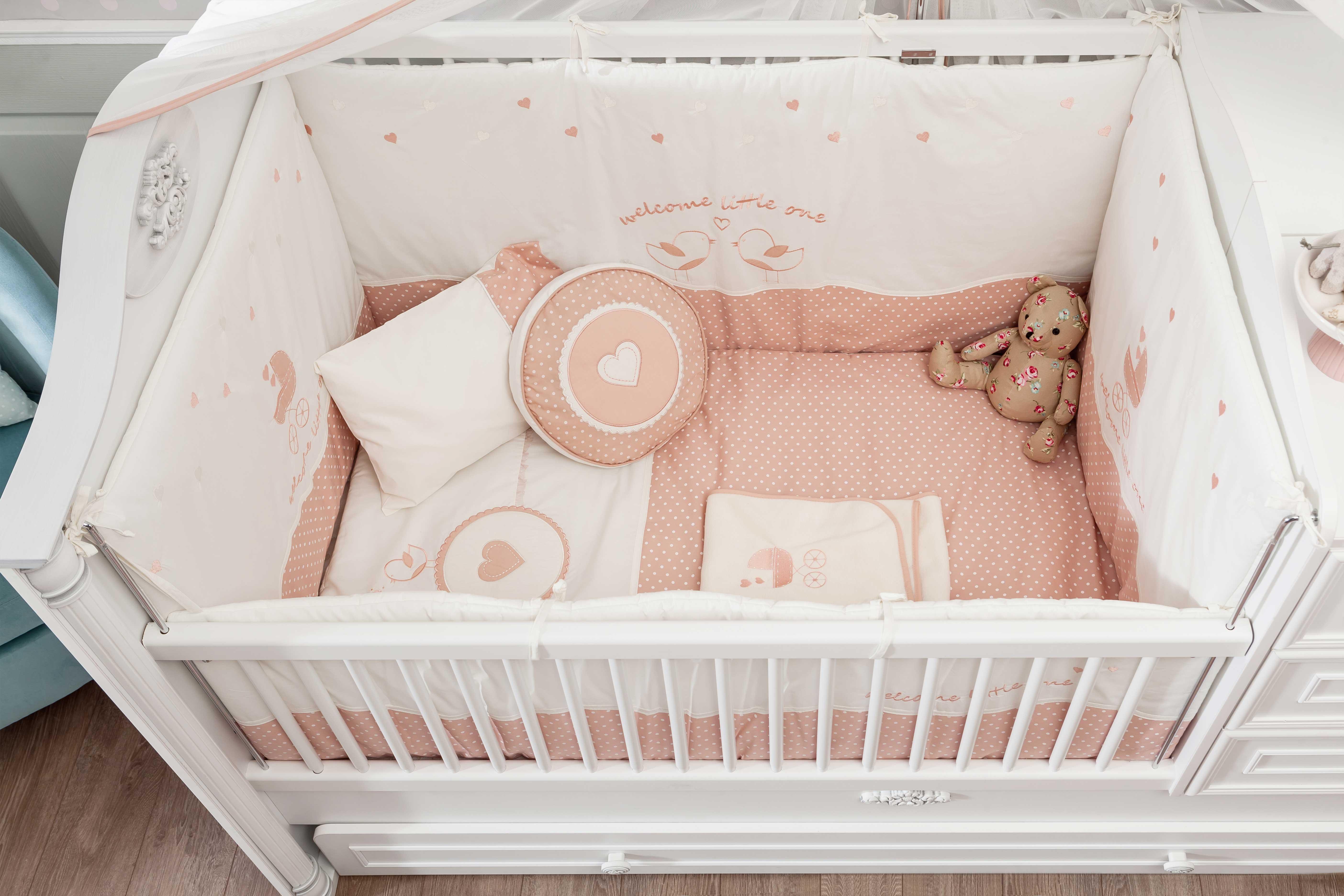 Cilek Romantic Babyzimmer II, 2-tlg.