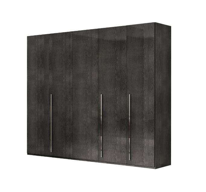 kleiderschrank sarah grey birch italienische luxus m bel 5 t rgig m bel zeit. Black Bedroom Furniture Sets. Home Design Ideas