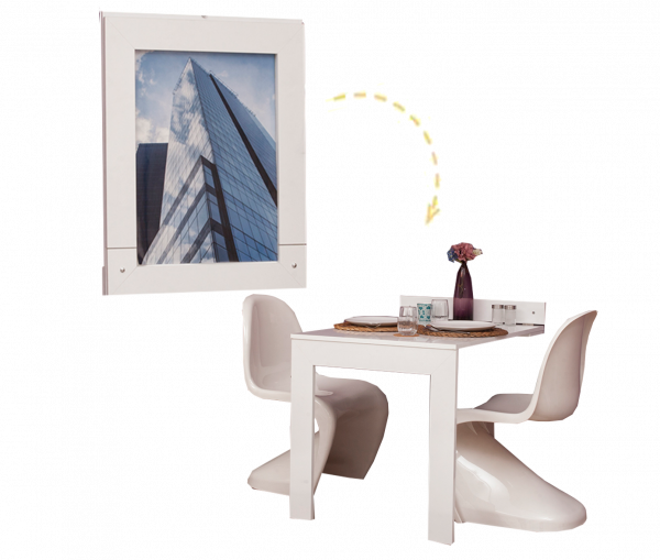 Multimo FRAME TABLE Wandklapptisch