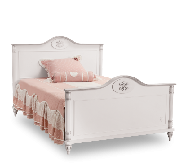 cilek romantic kinderbett l m bel zeit. Black Bedroom Furniture Sets. Home Design Ideas