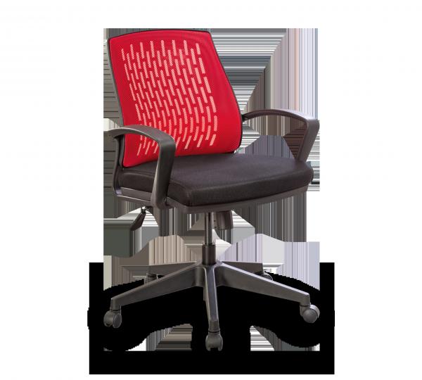 Cilek COMFORT Bürostuhl, rot
