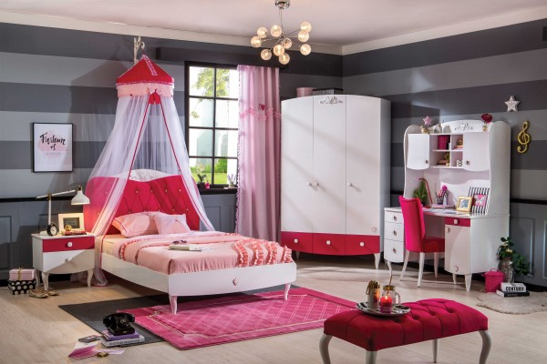Cilek Kinderzimmer   Cilek Yakut Kinderzimmer I 5tlg Mobel Zeit