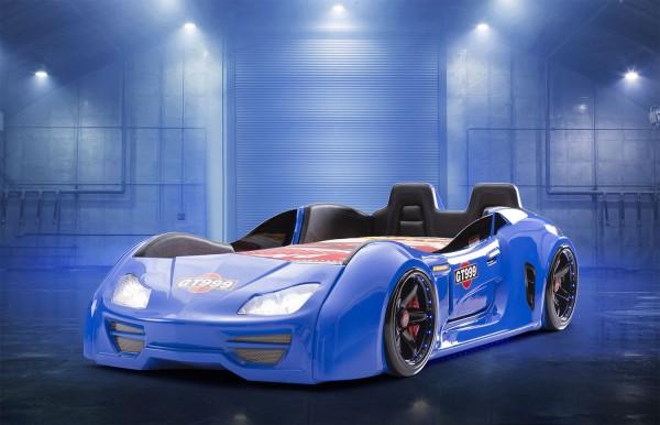 Autobett GT 999, Extreme / Blau