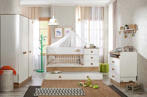 cilek natura baby babyzimmer qualitative m bel f r ihr baby von cilek m bel zeit. Black Bedroom Furniture Sets. Home Design Ideas