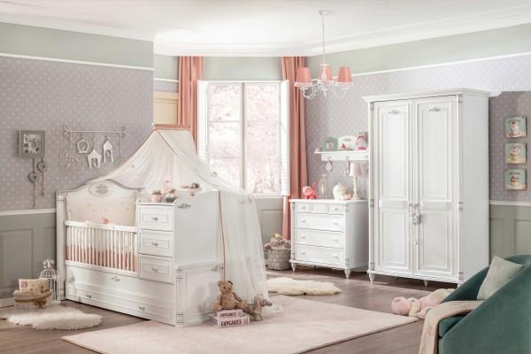Cilek Romantic Babyzimmer I   Möbel Zeit